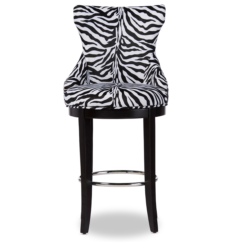 Baxton Studio Peace Zebra print Patterned Fabric  : 13346 from furniture.comfortfirst.com size 1000 x 1000 jpeg 264kB