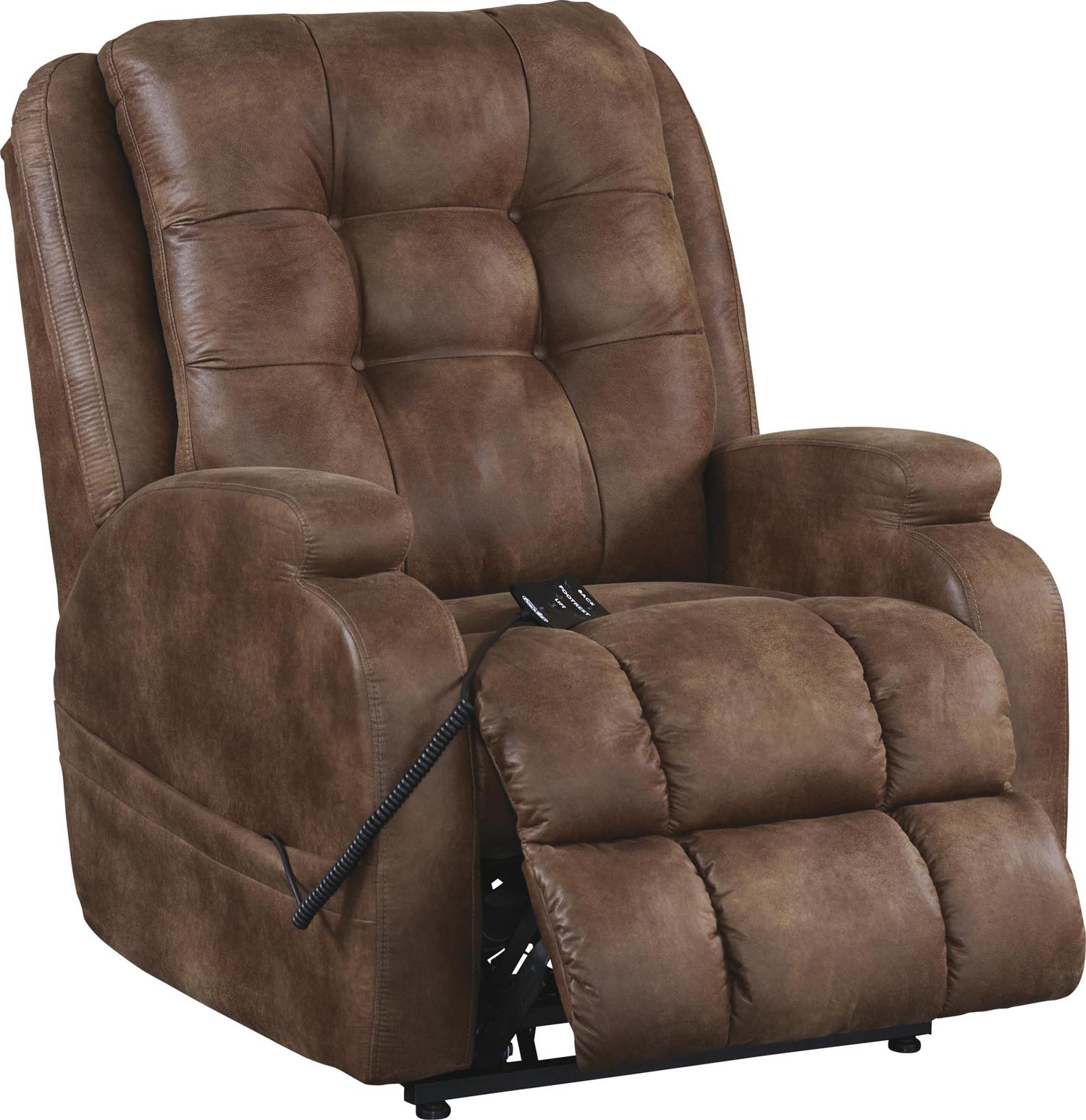 Catnapper Jenson Dual Motor Power Lift Chair Recliner 4855