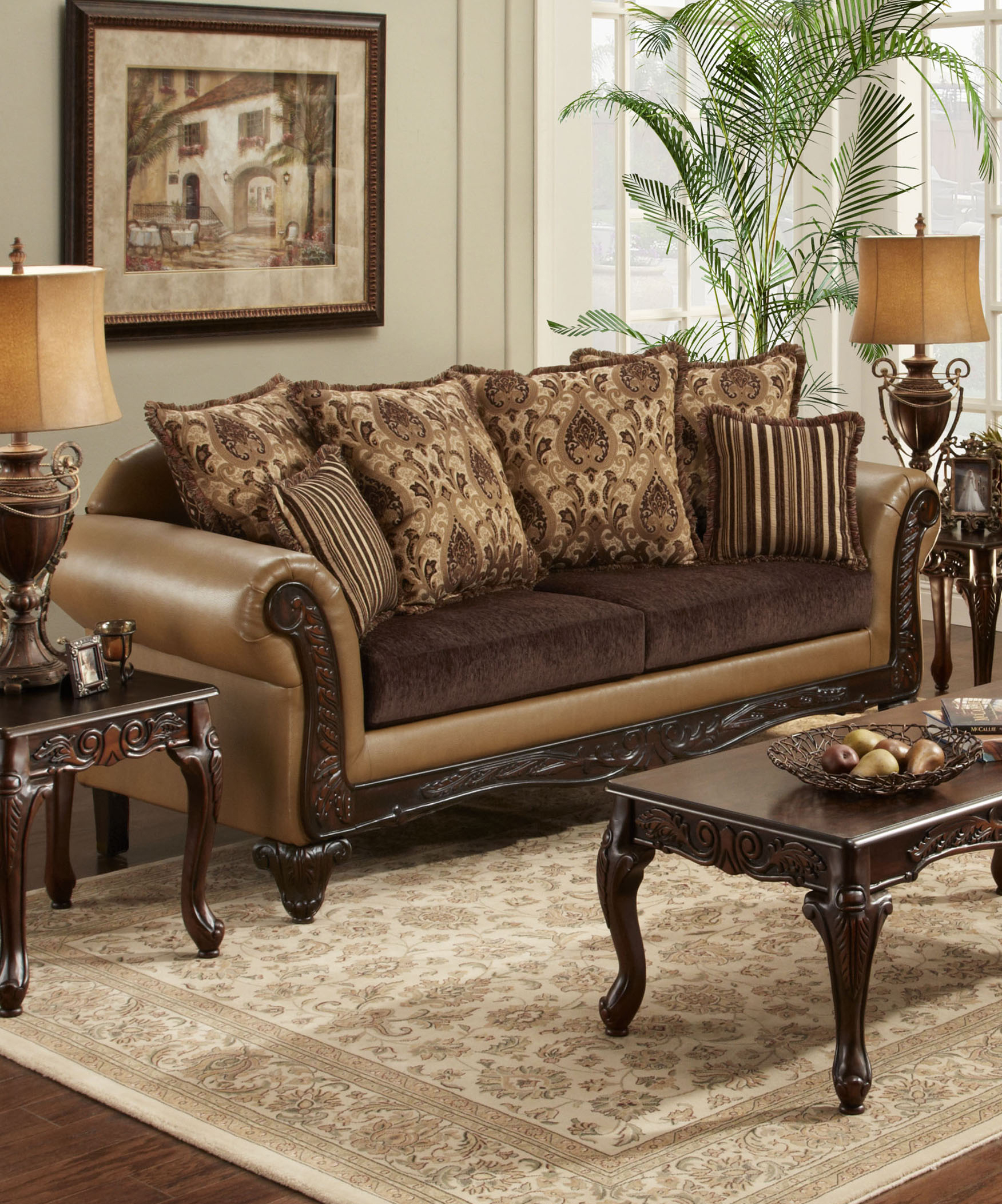 Mayfair Sofa In Bronze By Chelsea Home Furniture Sofas