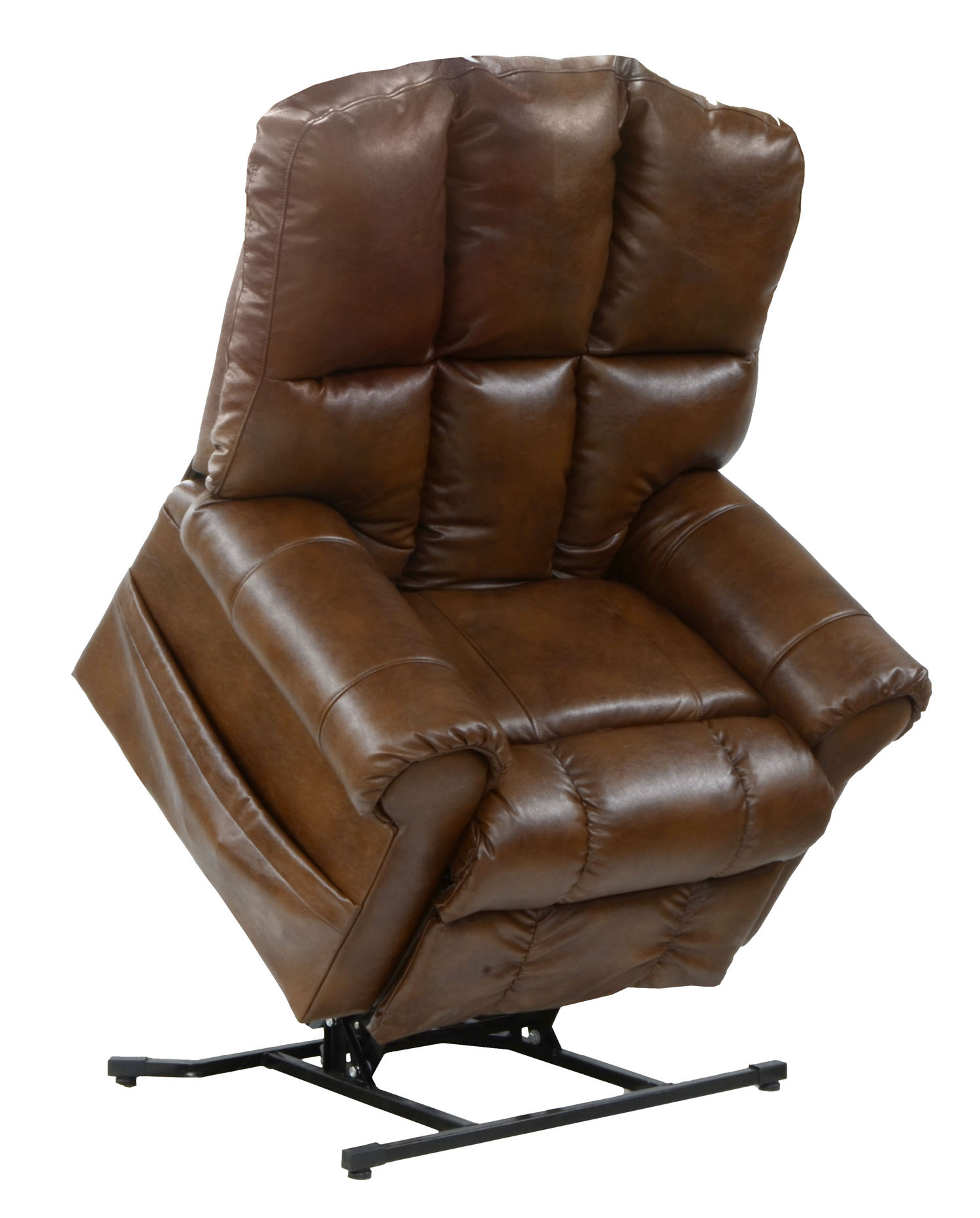 lift chair recliner in leather 4898 power lift chairs recliners